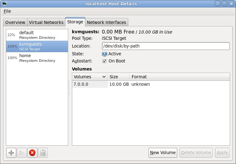 Daniel P  Berrangé » Blog Archive » Provisioning KVM virtual